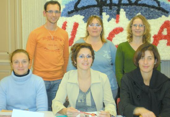 2009/2010 -  Membre du Bureau