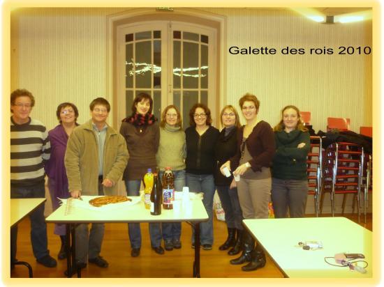 2010 -Galette des Rois
